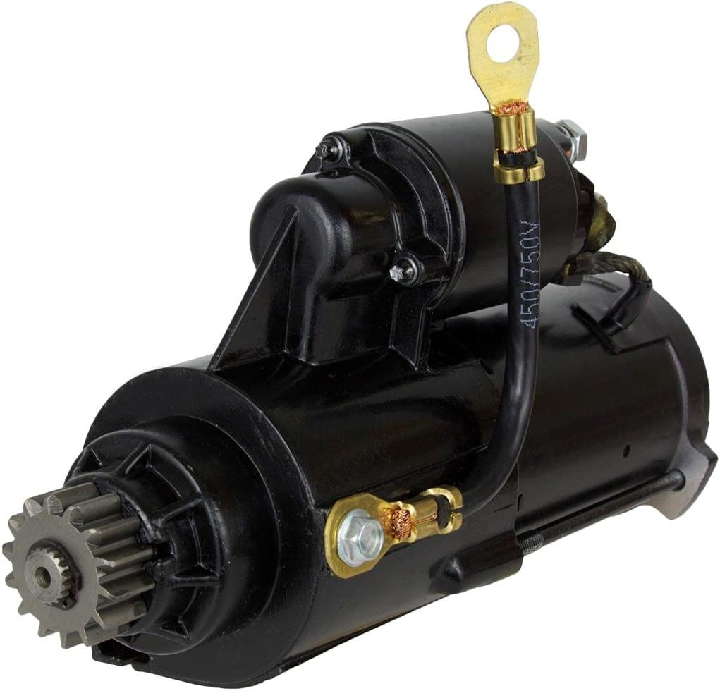 Rareelectrical NEW STARTER MOTOR COMPATIBLE WITH MERCURY MARINE 115ELPT 115EXLPT 135CXL 135L 135XL 50-853329T