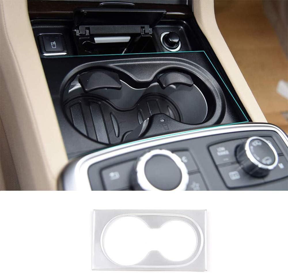 Yiwang Auto Zubehör Becherhalter Abdeckung Rahmen Verkleidung Für Benz Ml Gle Gl Gls Klasse W166 X166 2013 2019 Auto