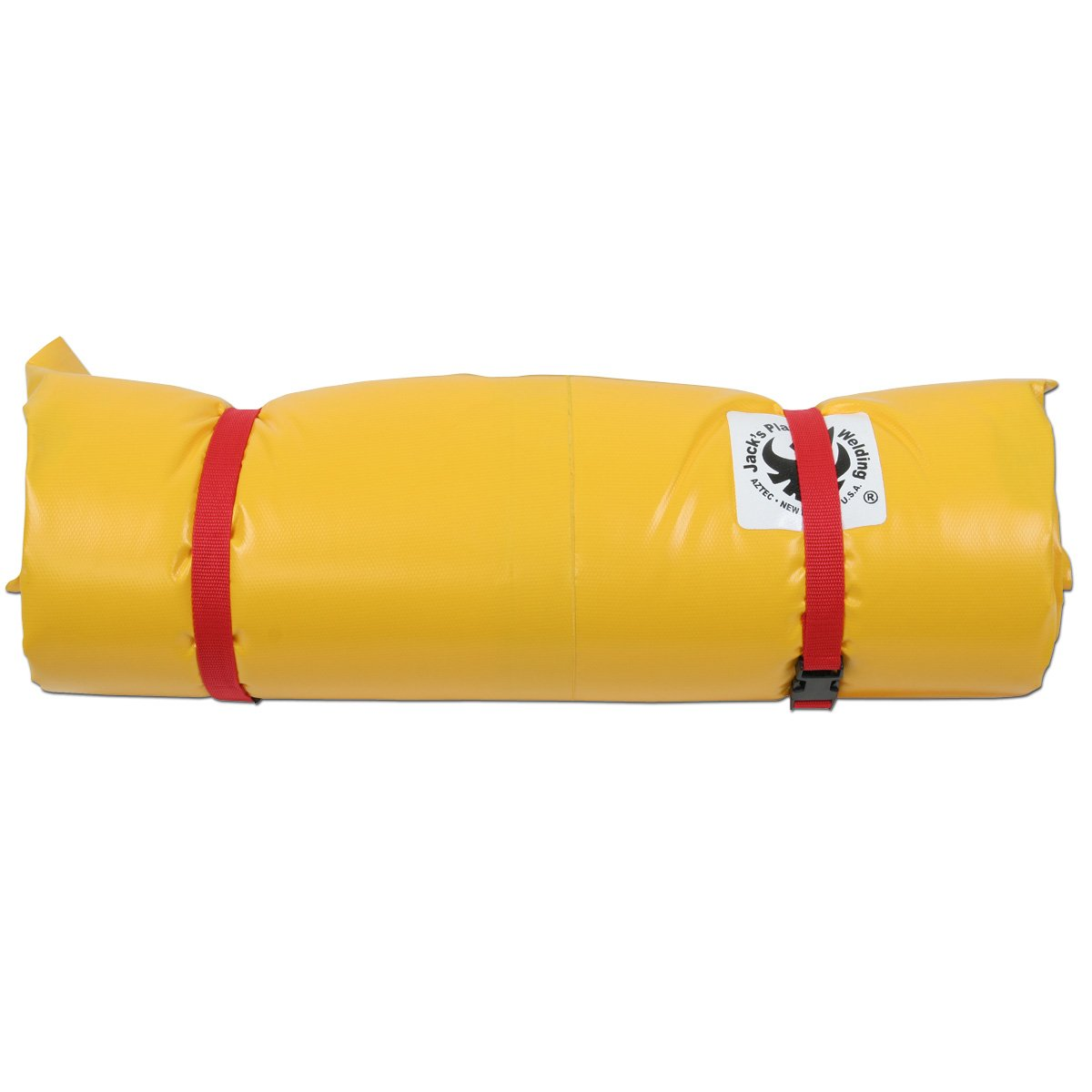 JACK'S PLASTIC Super Paco Sleeping Pad Yellow One Size