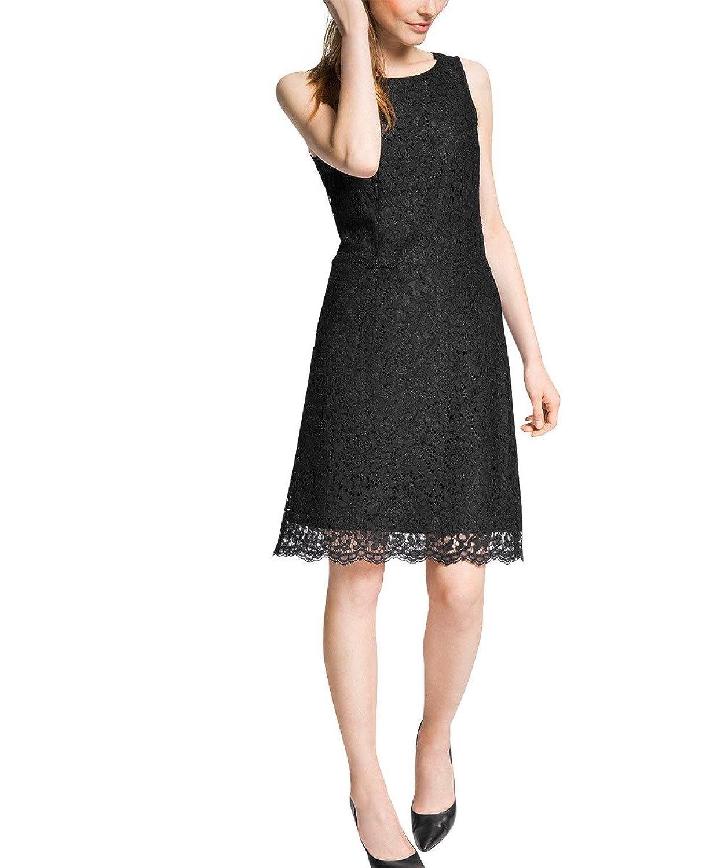 ESPRIT Women's Regular Fit 085EO1E009 sleeveless Dress