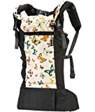 Luvlap Grand Butterfly Baby Carrier (Multi-color)