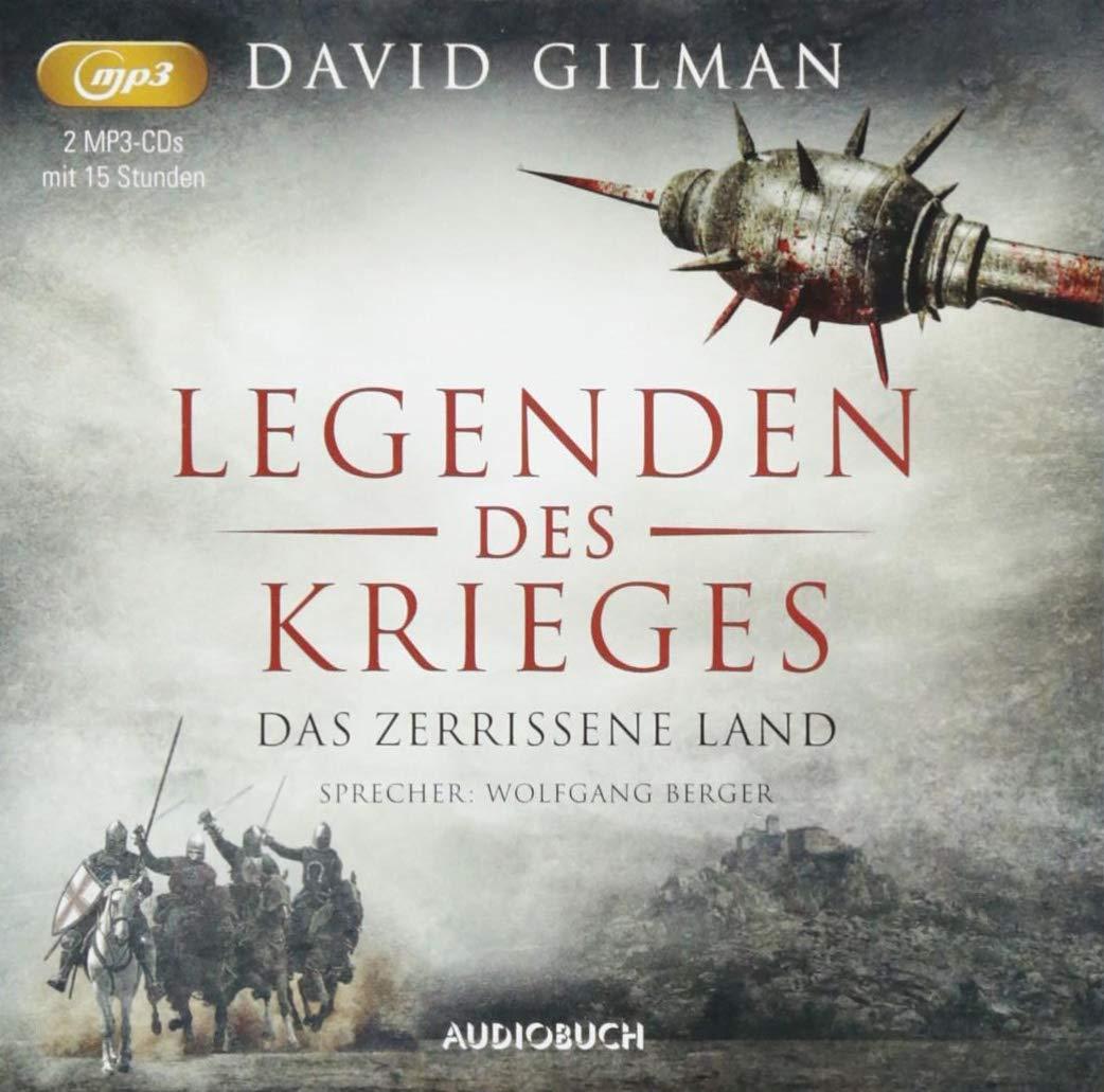 Das Zerrissene Land  Legenden Des Krieges V 2 MP3 CDs