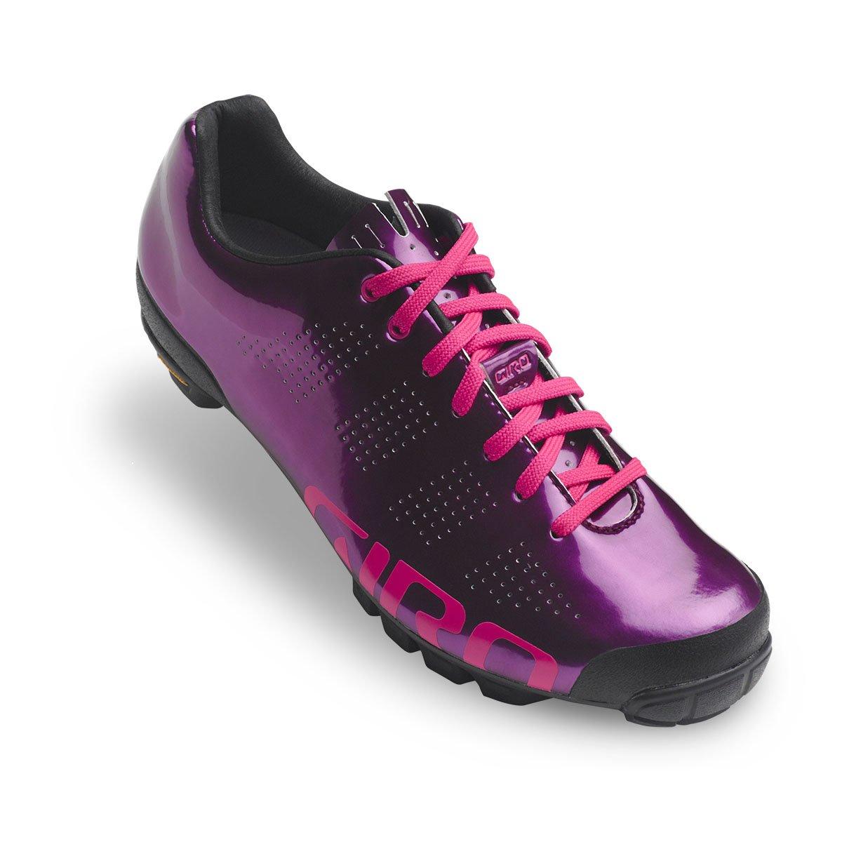 Giro 2017 Womens Empire W vr90汚れサイクリング靴 B01M8GOL3J 37.5 EU|Berry / Bright Pink Berry / Bright Pink 37.5 EU