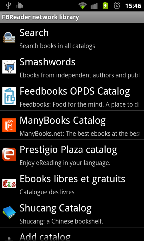 EBOOKS FOR FBREADER ANDROID PDF