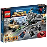 LEGO Super Heroes 76003 - Superman, La Battaglia di Smallville