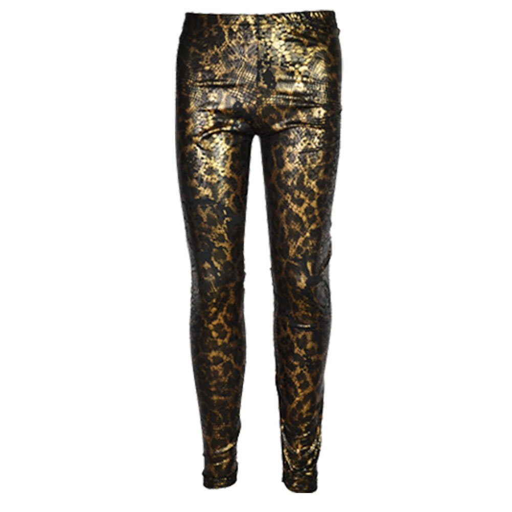 NEW GIRLS KIDS TWEEN STRETCH FULL LENGTH ANIMAL PRINT LEGGING PANT TIGHT AGE 7-13 YEARS