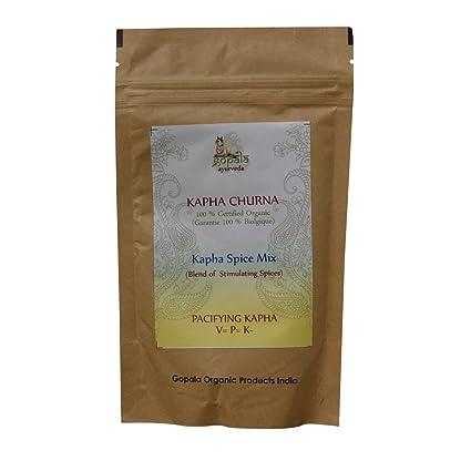 KAPHA especias (Kapha Pacificadora) , Mezcla de plantas ayurveda para el sistema digestivo,