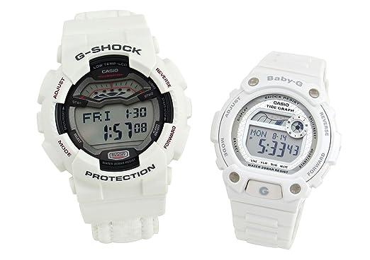 ea91dc9f2e Amazon | [カシオ]G-SHOCK Baby-G ペアBOX付き ペアウォッチ 腕時計 ...