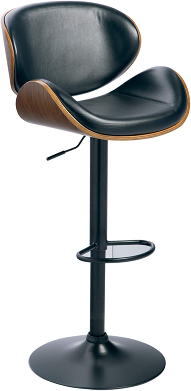 Signature Design By Ashley Bellatier Adjustable Height Bar Stool Black Furniture Decor