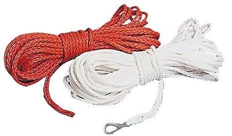 Cuerda flotante para flotador salvavidas Osculati 30 m - Naranja fluorescente