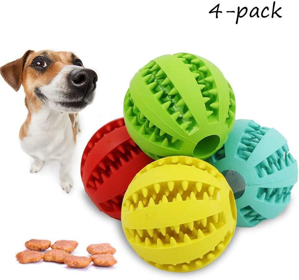 Juguetes Perro Inteligencia |Limpieza De La Bola para Mascotas|Bola Interactiva para Mascotas|Perros para Mascotas Perros Masticar Jugar Traning Ejercicio: Amazon.es: Hogar