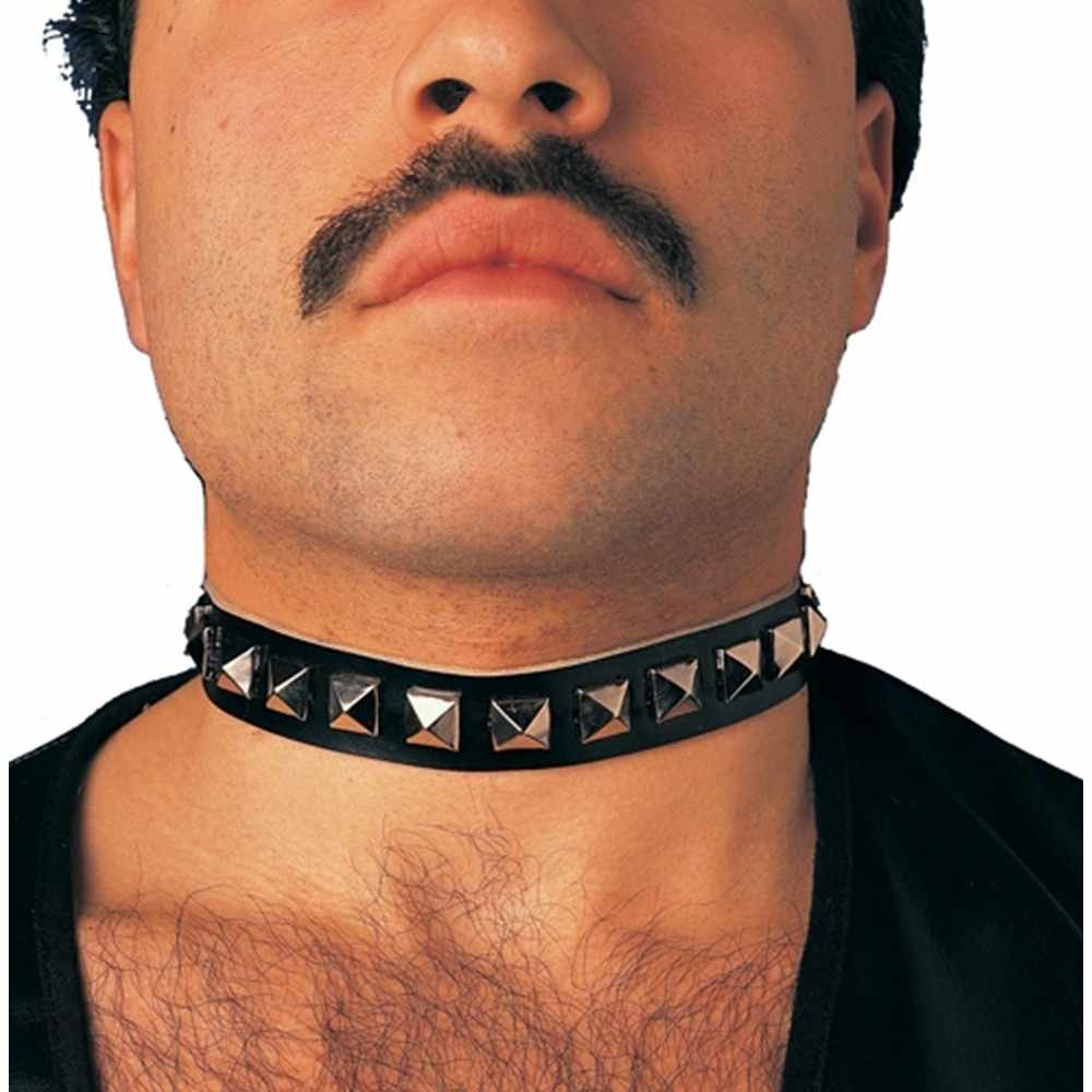 Rubie's Costume Co Men's Studded Choker