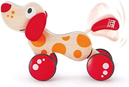 Puppy pull toy