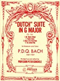 Dutch Suite, P.D.Q. Bach, 1598060341