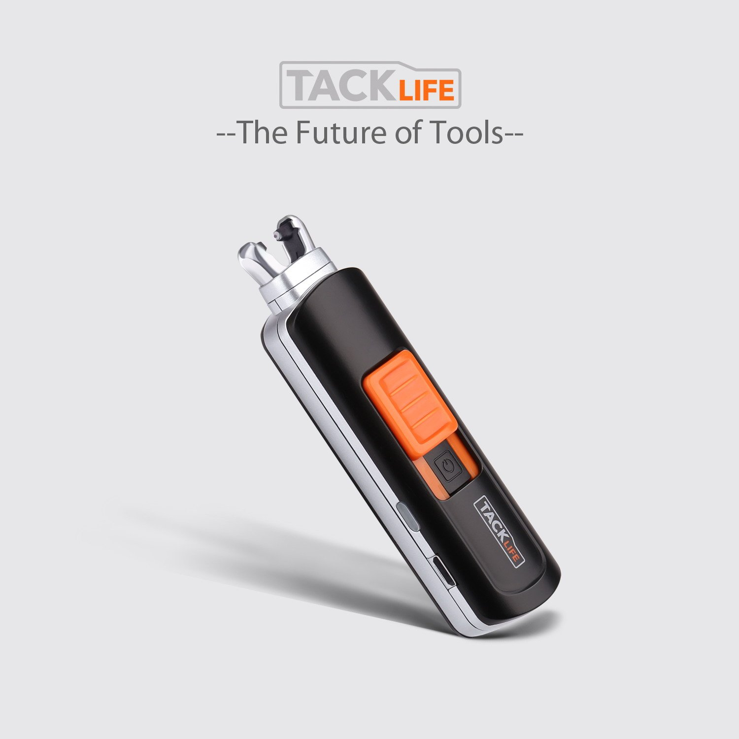 Lighter, Tacklife ELY03 Electric Arc Lighter, USB Rechargeable Electric Lighter with Li-Ion Battery 300 Times Spark for Per Charge, Windproof Pocket & Candle Lighter for Indoor and Outdoor by TACKLIFE (Image #9)