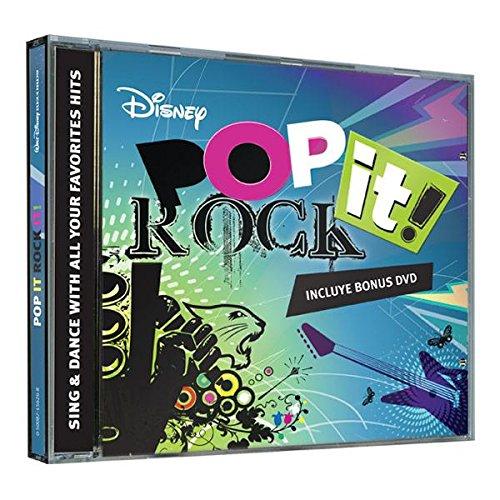 DISNEY POP IT ROCK IT (Bonus Jonas Cd)