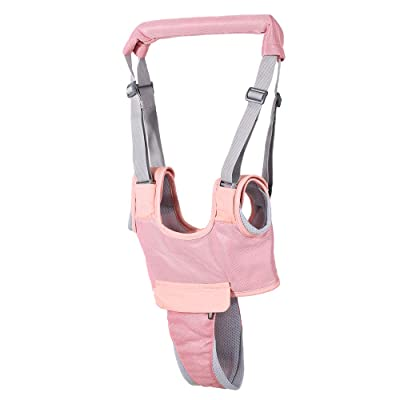 Decdeal Baby Walker Toddler Walking Assistant Protective Belt Adjustable Dual Design Handheld Baby Walking Harnesses Safety Breathable Walking Learning Helper Wings for 7-36 Months Baby: Home & Kitchen