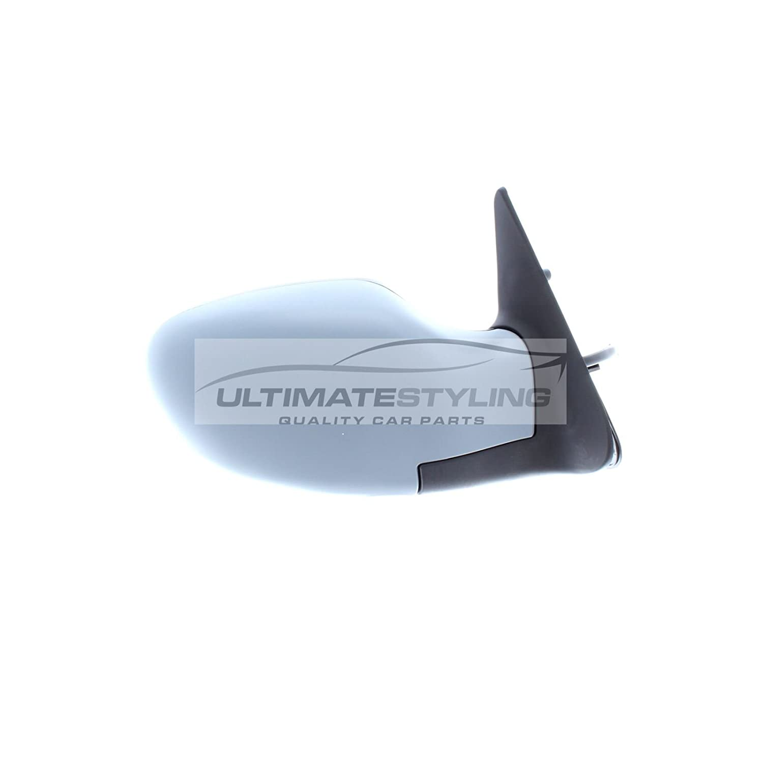 aftermarket LTI TX4 2010-> Door Wing Mirror Electric Primed O/S Driver Right