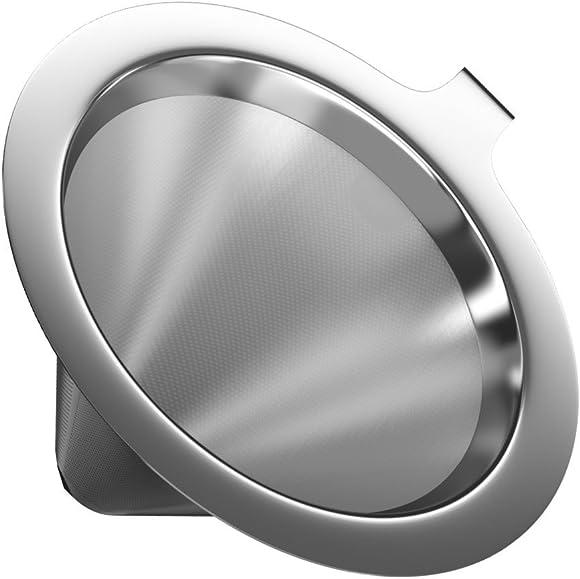 Coffee Gator Micro-mesh Stainless Steel Coffee Filter