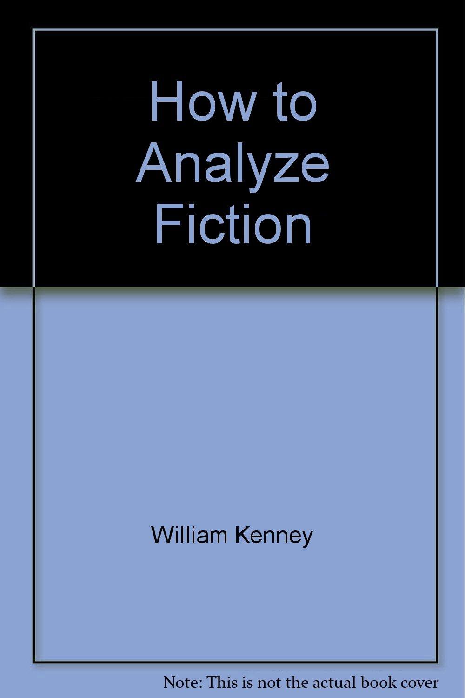 foto How to Analyze Fiction