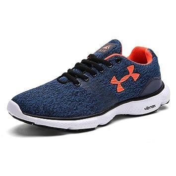 Zapatillas de deporte cómodas de los hombres 2018 Nuevas zapatillas de deporte de los deportes de