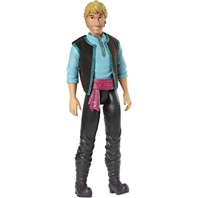 Disney Frozen Kristoff Doll: Toys & Games