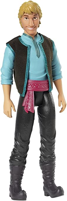 amazon com mattel disney frozen kristoff doll toys games