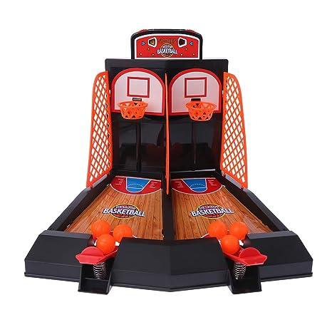 le meilleur nouveaux articles meilleurs tissus ZJL220 Mini Bureau De Tir De Basket-Ball Jeu De Jouets Table ...