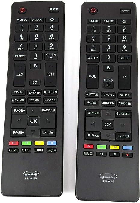 Ochoos - Mando a Distancia para televisor LCD Haier LE22M600F ...