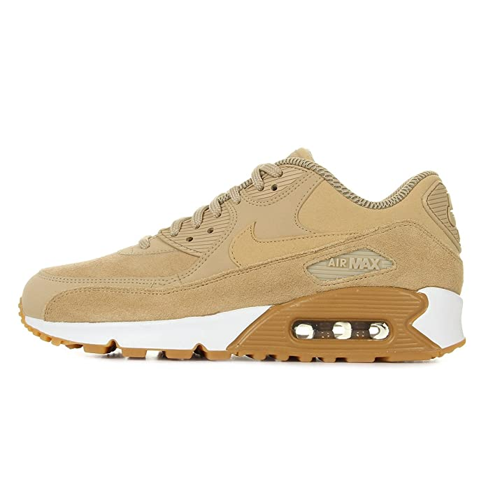 hot sales 0af23 6e633 Nike Air Max 90 Se, Chaussures de Gymnastique Femme  Amazon.fr  Chaussures  et Sacs