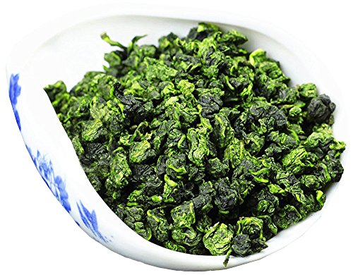 Cup Jade Chinese (Oolong Tea - Tie Guan Yin Tea - Monkey Picked - Chinese Tea - Caffeinated - Loose Leaf Tea - 3oz)
