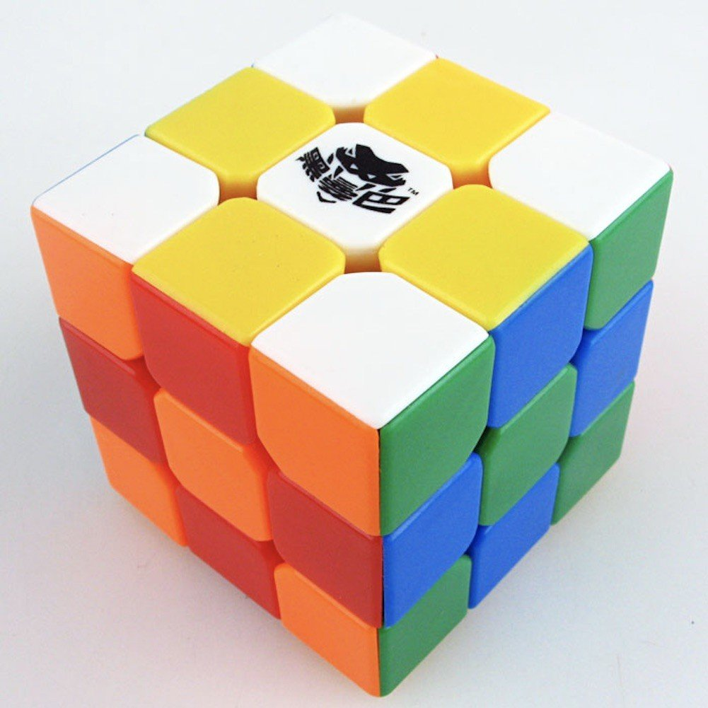 Mini cube 3x3 Qiyi Mamba 42mm by Yukub: Amazon.es: Juguetes ...