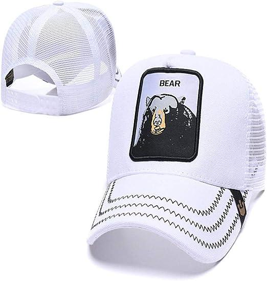 sdssup Sombrero Animal de Dibujos Animados, Gorra, Gorra de Tenis ...