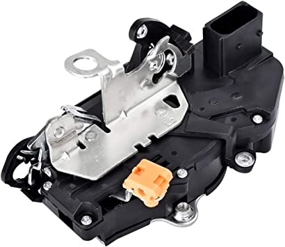 Door Lock Actuator Integrated with Latch For Chevy Cadillac GMC SUV 931-303