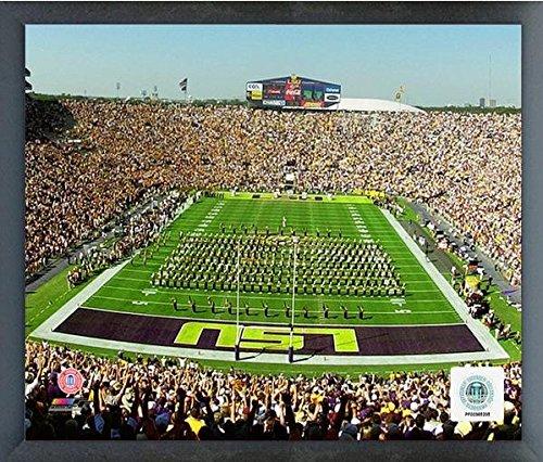 (Tiger Stadium LSU Tigers NCAA Photo (Size: 17