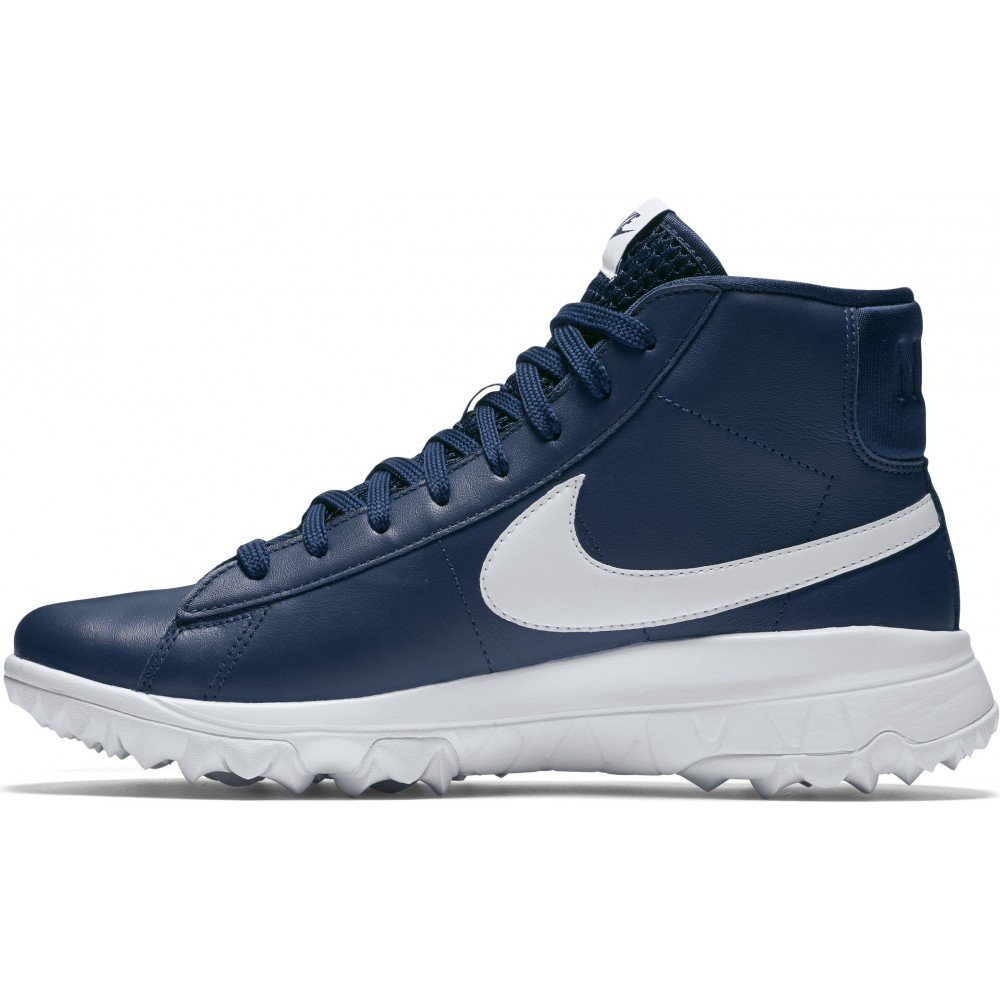 new concept 690e9 5dce4 Nike Blazer Women s Golf Shoes, Women, WMNS Blazer, Dark Blue   Amazon.co.uk  Shoes   Bags