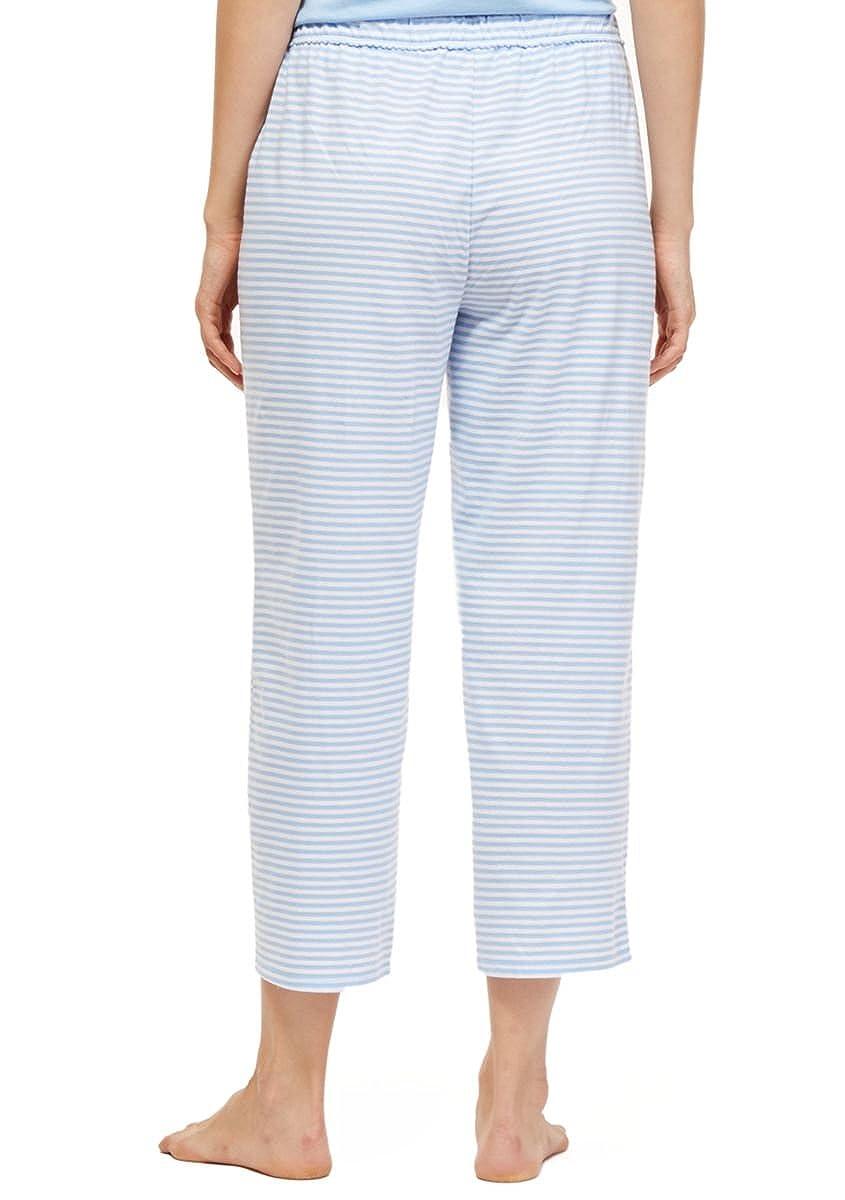 Nautica pijamas de la mujer Knit Jersey para hombre - - : Amazon.es: Ropa y accesorios