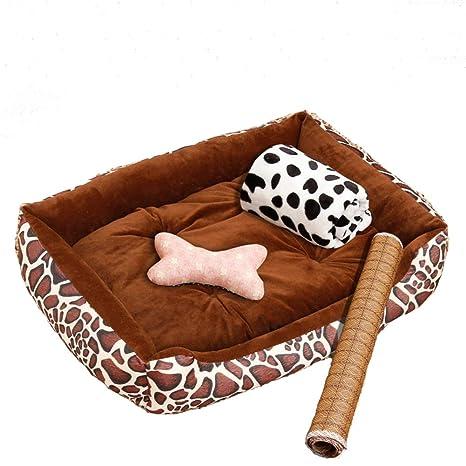 KMILE Cama para Mascotas,Cama ortopédica para Perros ...