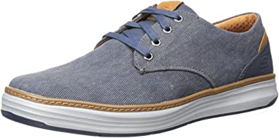 en voz alta mosquito protestante  Amazon.com: Skechers de lona Moreno Oxford para hombre: Shoes