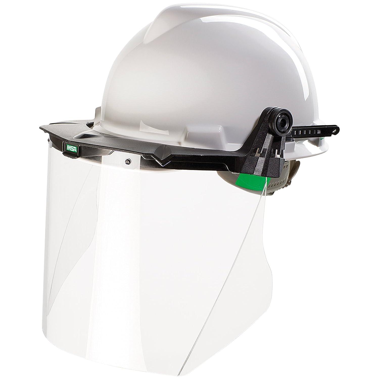 MSA SCHUTZHELM SET KASOT-E Helmset Gesichtschutz Kopfschutz Industriehelm Helm