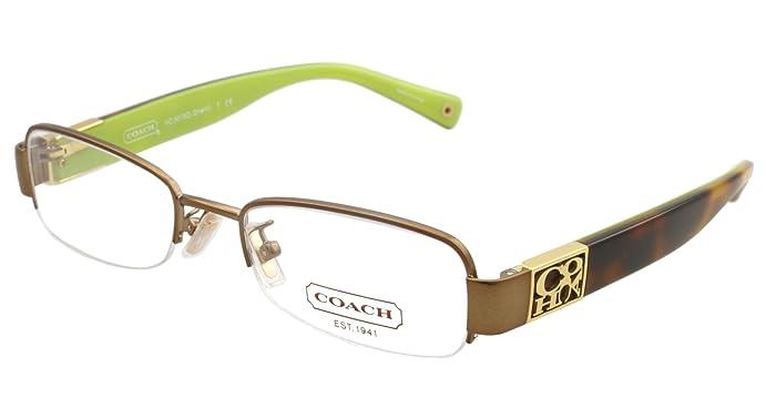 Coach Eyeglasses HC 5016Q HAVANA 9002 SHARRI at Amazon Women\'s ...