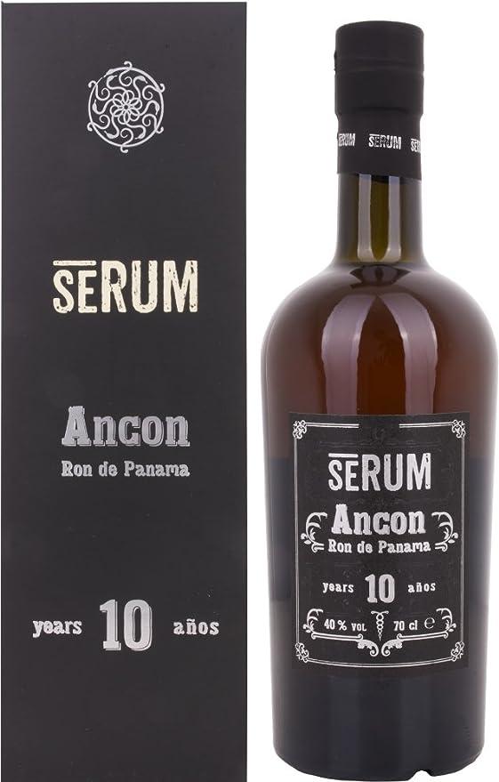 SeRum Ancon 10 Years Old Panama Rum in Gift Box - 700 ml