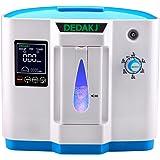 Vogvigo Portable Oxygen_Concentrator_Generator O2 Machine Air Purifier 90% 1-6L Flow AC 110V Oxygen Machine Home