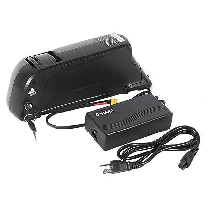 Amazon.com: EBIKELING 36V 13Ah Dolphin - Batería recargable ...