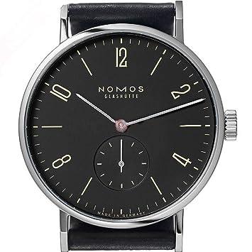 LFDJL Reloj Cuarzo Dos Pines Semi-Reloj Correa Reloj para Hombre Quartz Watch de Men