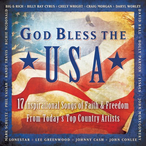 God Bless the USA: Songs Tucson Mall Inspirational 17 Very popular
