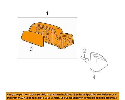 Strange Amazon Com Genuine Hyundai Parts 87610 1E650 Driver Side Mirror Wiring Cloud Scatahouseofspiritnl