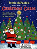 Make Your Own Christmas Cards, Tomie dePaola, 0843174447