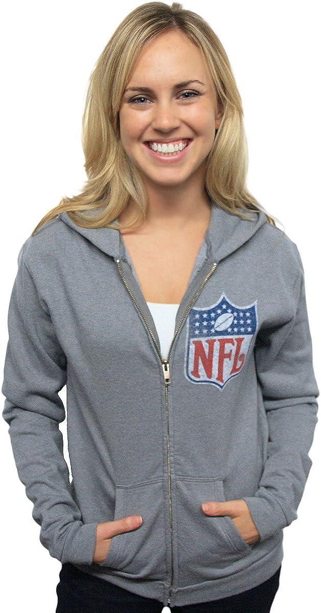 NFL Shield Vintage Hooded Sweatshirt Women's