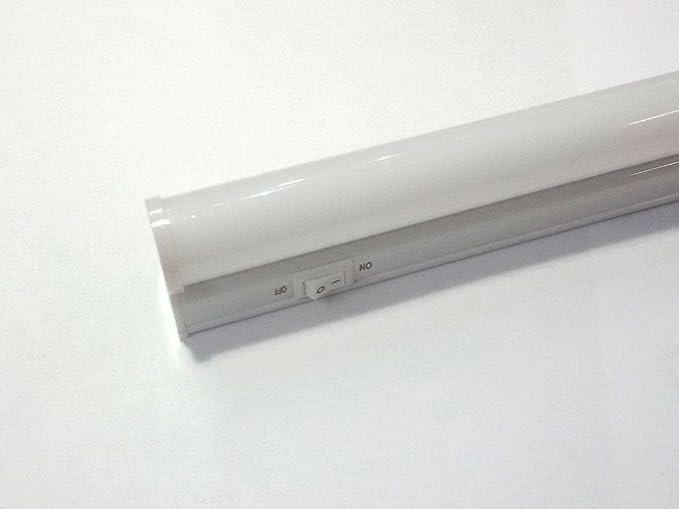 Plafoniera barra led lumina v cm w luce naturale °k con
